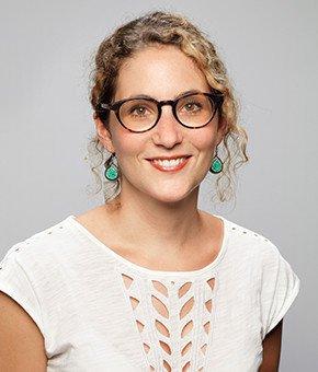 Portrait Audrey Pallez Responsable Justice des mineurs
