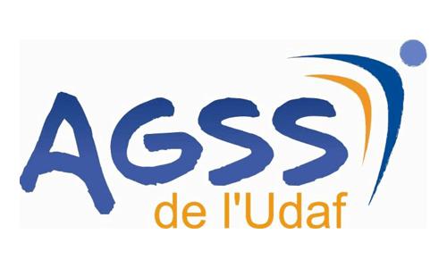 Logo AGSS DE L'UDAF