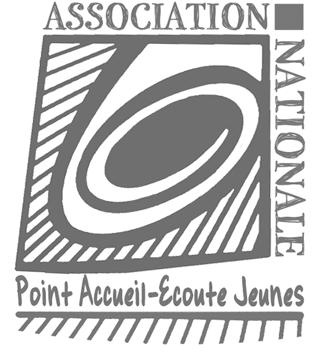 Logo Association Nationale des Points Accueil-Ecoute Jeunes (ANPAEJ)
