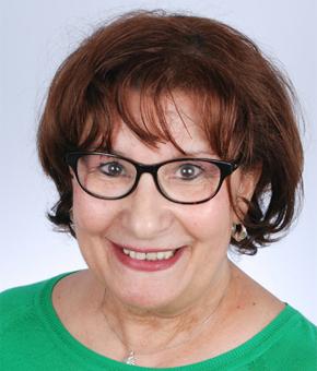Portrait Daouia Bezaz Vice-présidente de l'association REALISE