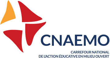 Logo Carrefour National de l'Action Educative en Milieu Ouvert (CNAEMO)