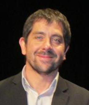 Portrait Damien Scano Directeur général de l'ADSEA 04