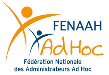 Logo Fédération Nationale des Administrateurs Ad Hoc (FENAAH)