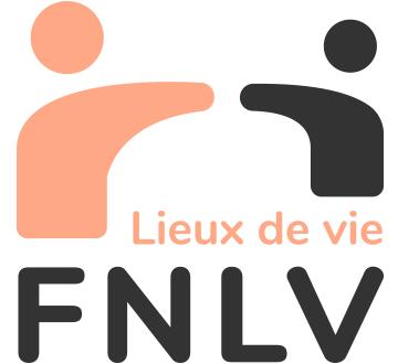 Logo Fédération Nationale des Lieux de Vie et d'accueil (FNLV)