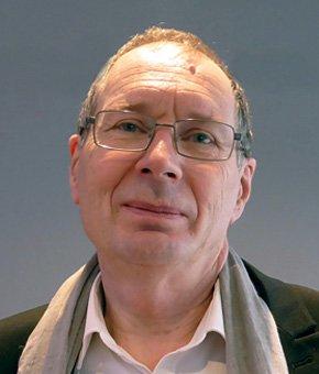 Portrait Jean-Luc Viaux Président de l'association les NIDS