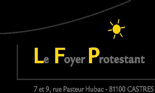 Logo LE FOYER PROTESTANT