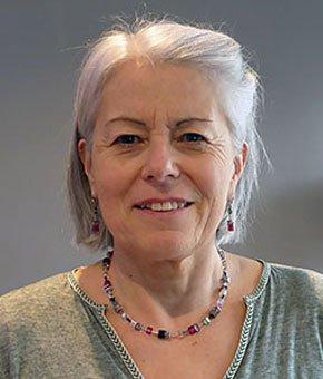 Portrait Marie-France Bernard Responsable de pole en retraite