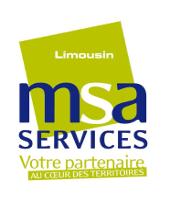 Logo MSA SERVICES LIMOUSIN