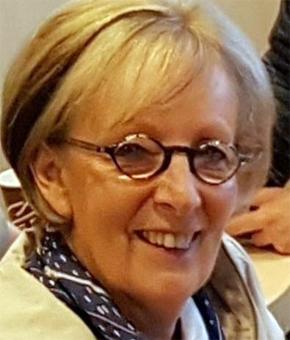 Portrait Nadine Lancel Administratrice de l'UNAPP