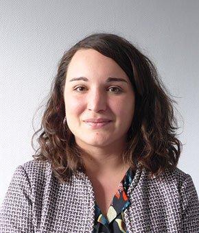 Portrait Pauline de la Losa Responsable Médico-social - Vulnérabilités et prévention