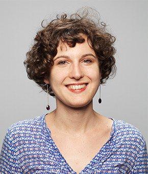 Portrait Sophie Bourgeois Responsable Vie associative - Europe et droits de l'enfant
