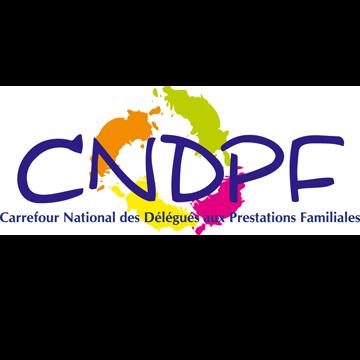 Logo Carrefour National des Délégués aux Prestations Familiales (CNDPF)