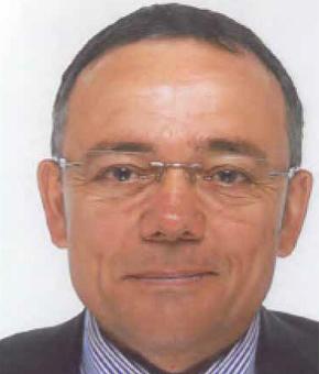 Portrait René Turiaf Directeur général de l'Enfance Catalane