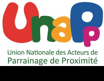 Logo Union Nationale des Acteurs de Parrainage de Proximité (UNAPP)