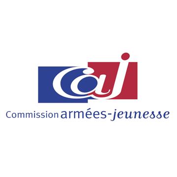 Logo Commission Armées-Jeunesse