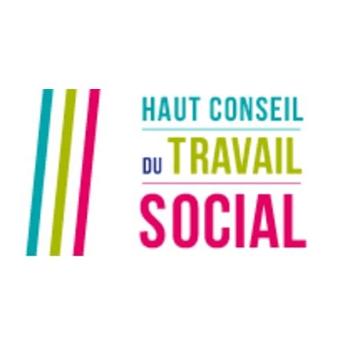 Logo Haut Conseil du travail social