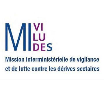 Logo Mission interministérielle de vigilance et de lutte contre les dérives sectaires