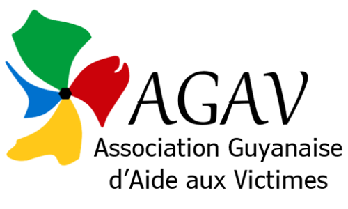 Logo AGAV – Association Guyanaise d'Aide aux Victimes