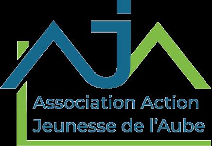Logo AJA – Action Jeunesse de l'Aube