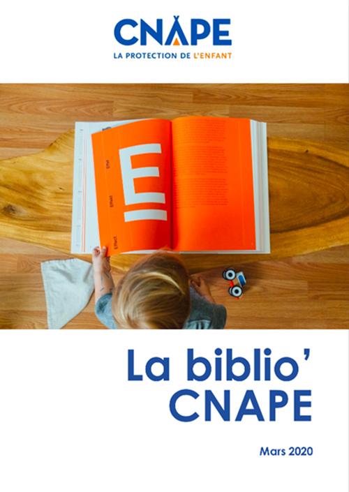 Couverture LA BIBLIO' CNAPE : La biblio' CNAPE