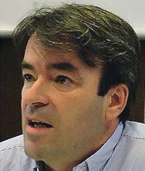 Portrait Jean-Louis Coquin Directeur général de l'Enfance Catalane