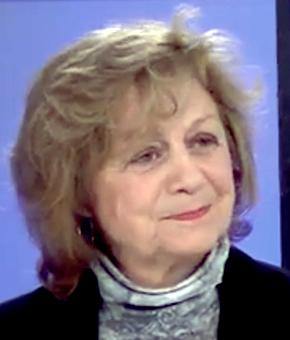 Portrait Marie-Paule Martin-Blachais Présidente de l'ADSEA 28