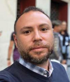 Portrait Bruno Zilberg Directeur général du groupement associatif Cithéa